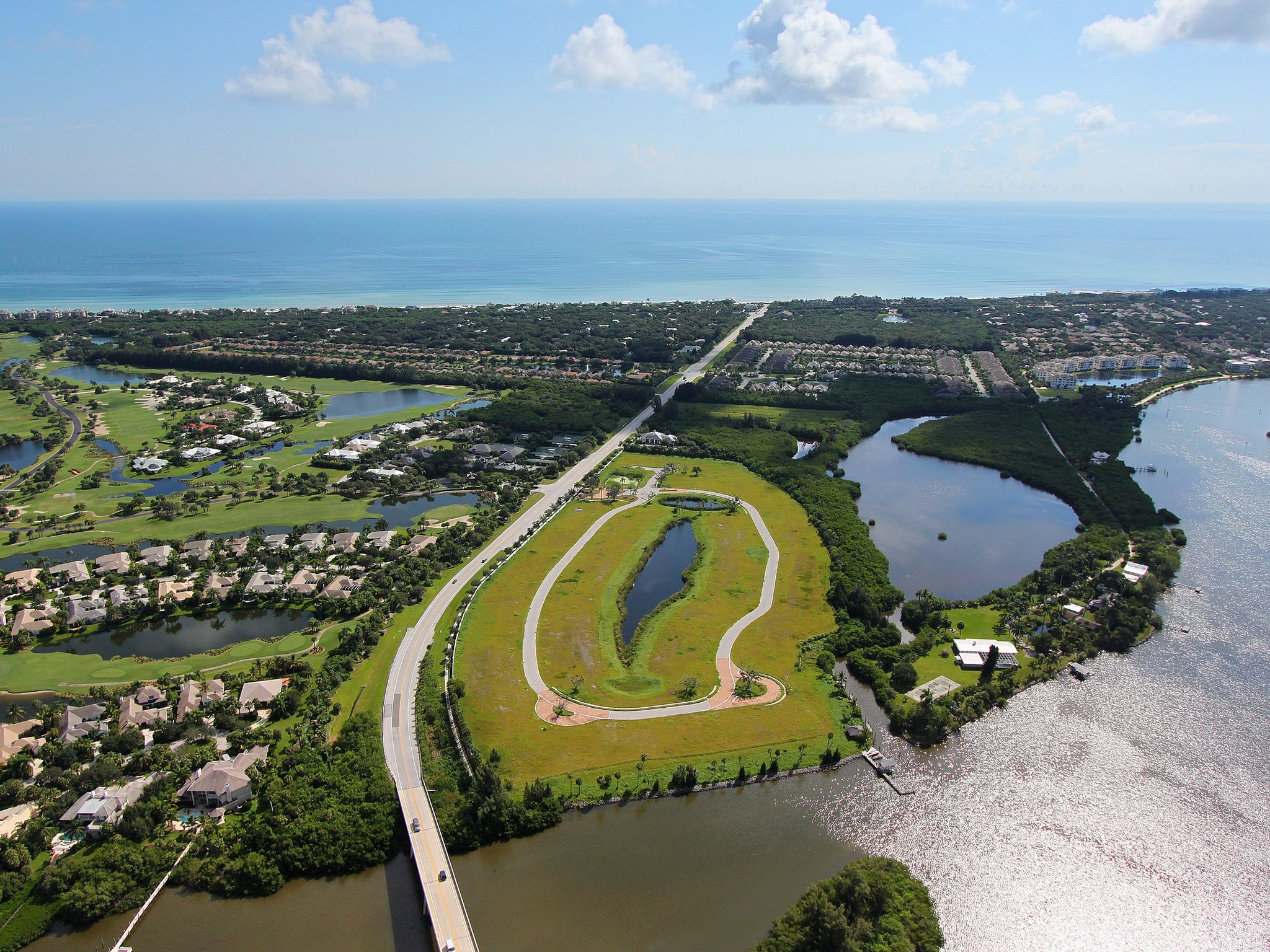 Land for Sale at Magnificent Riverfront Building Opportunity 0 Michael Creek Drive Vero Beach, Florida 32963 United States