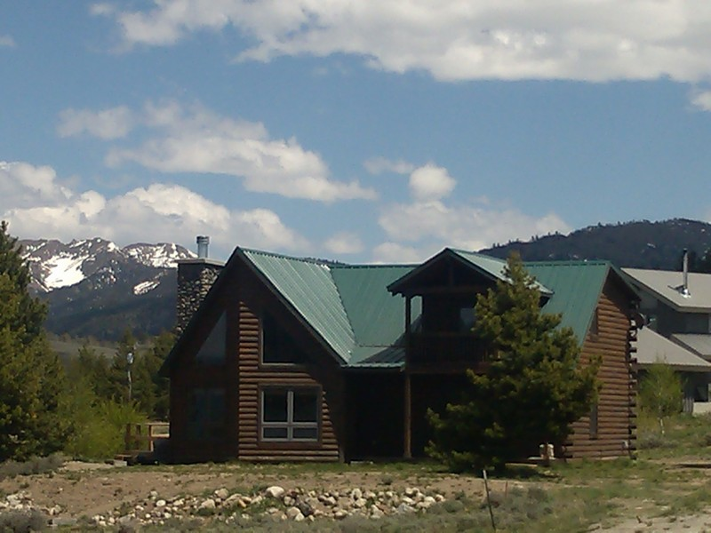 Casa Unifamiliar por un Venta en The Perfect Getaway in the Mountains 205 Vader Drive Ketchum, Idaho 83340 Estados Unidos