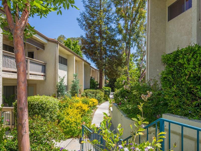 联栋屋 为 销售 在 Park Granada 4608 Park Granada #6 卡拉巴萨斯, 加利福尼亚州, 91302 美国