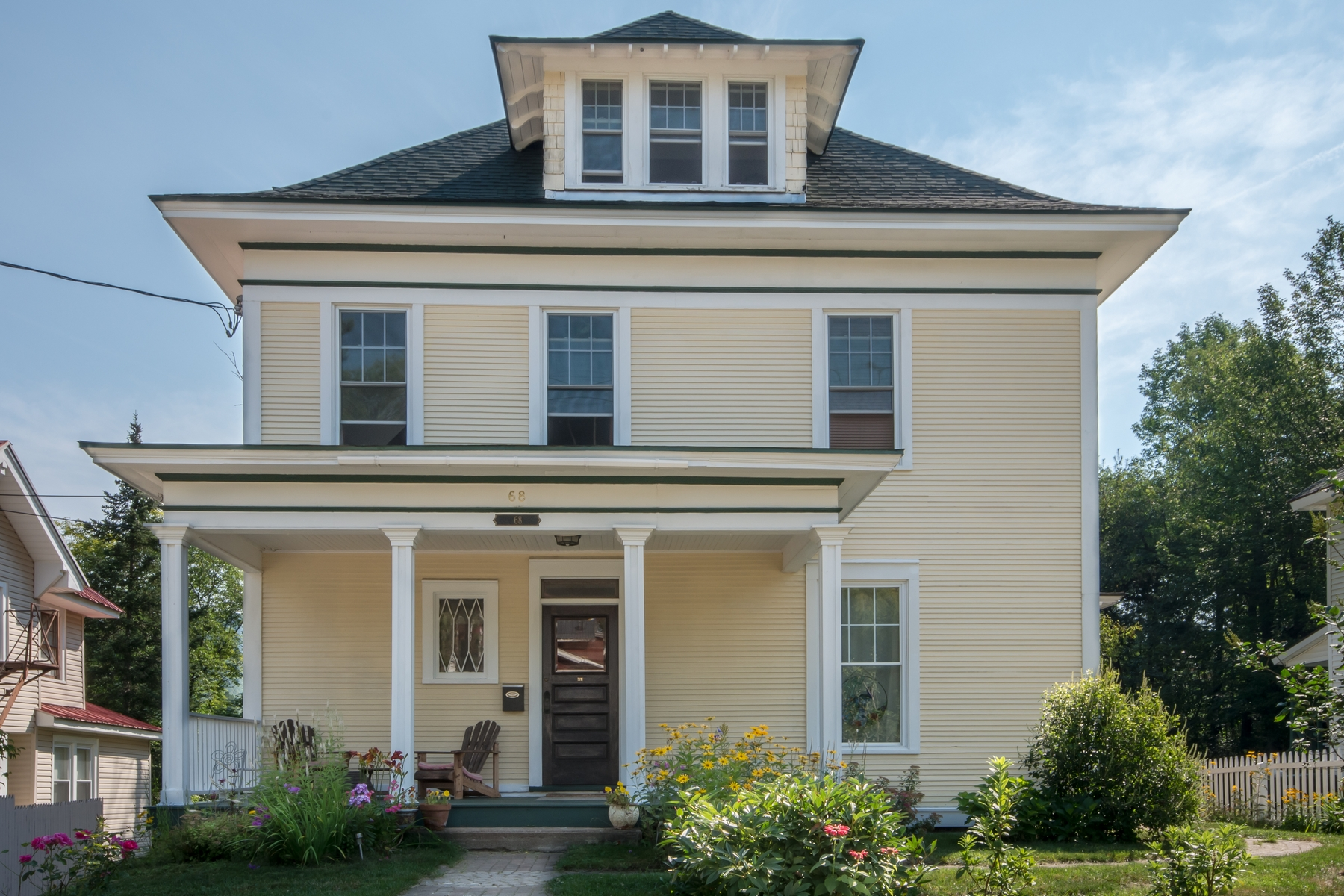 Property For Sale at Historic Village Home
