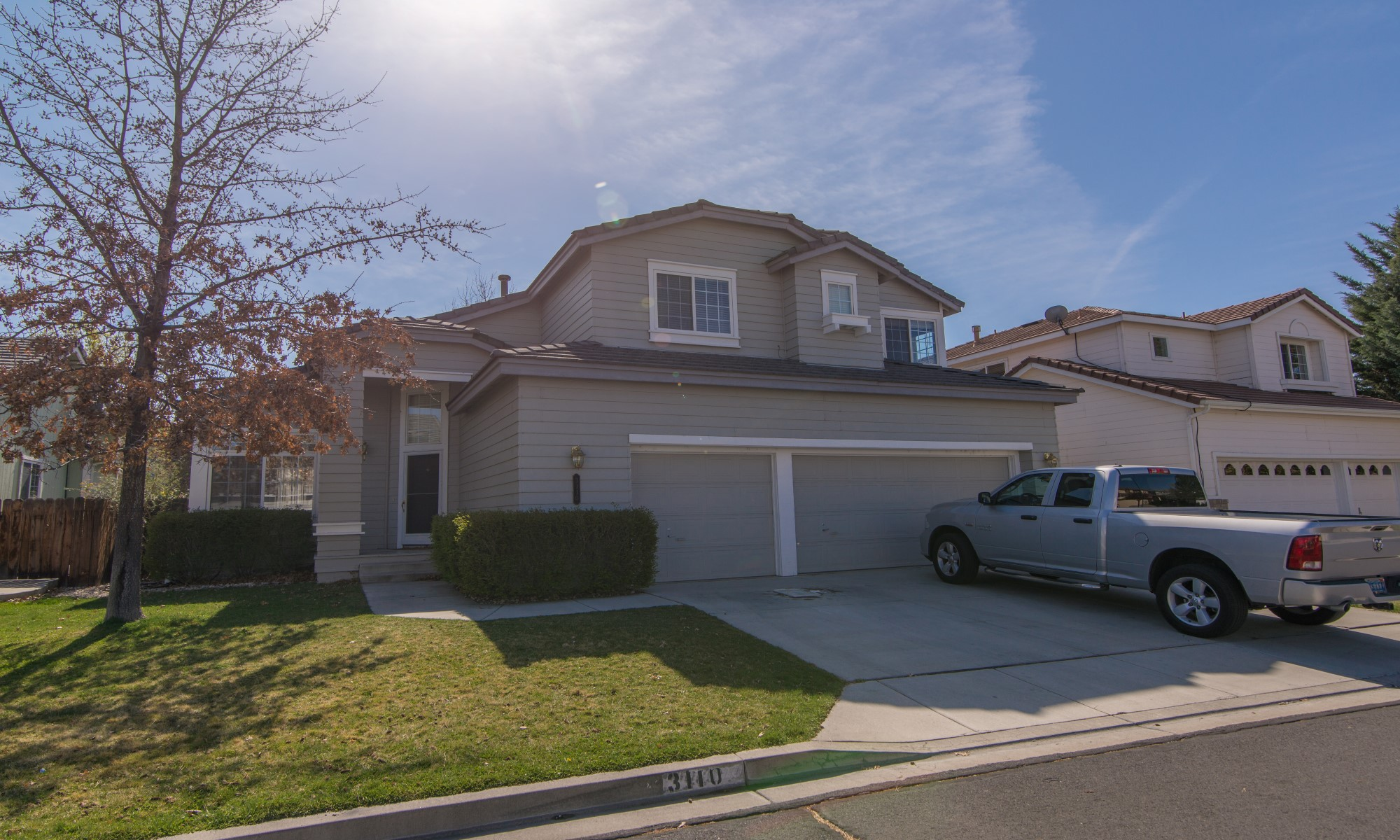 Single Family Home for Sale at 3110 Fairwood Drive Reno, Nevada 89521 United States
