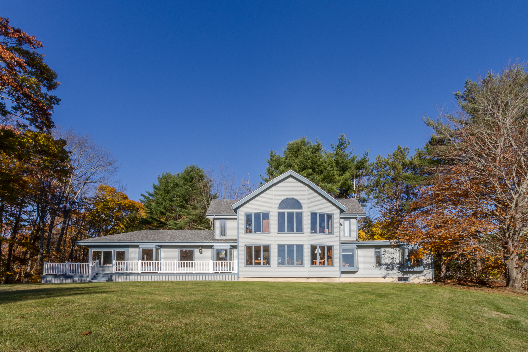 Single Family Home for Sale at West View Road 53 Westview Road Damariscotta, Maine 04543 United States