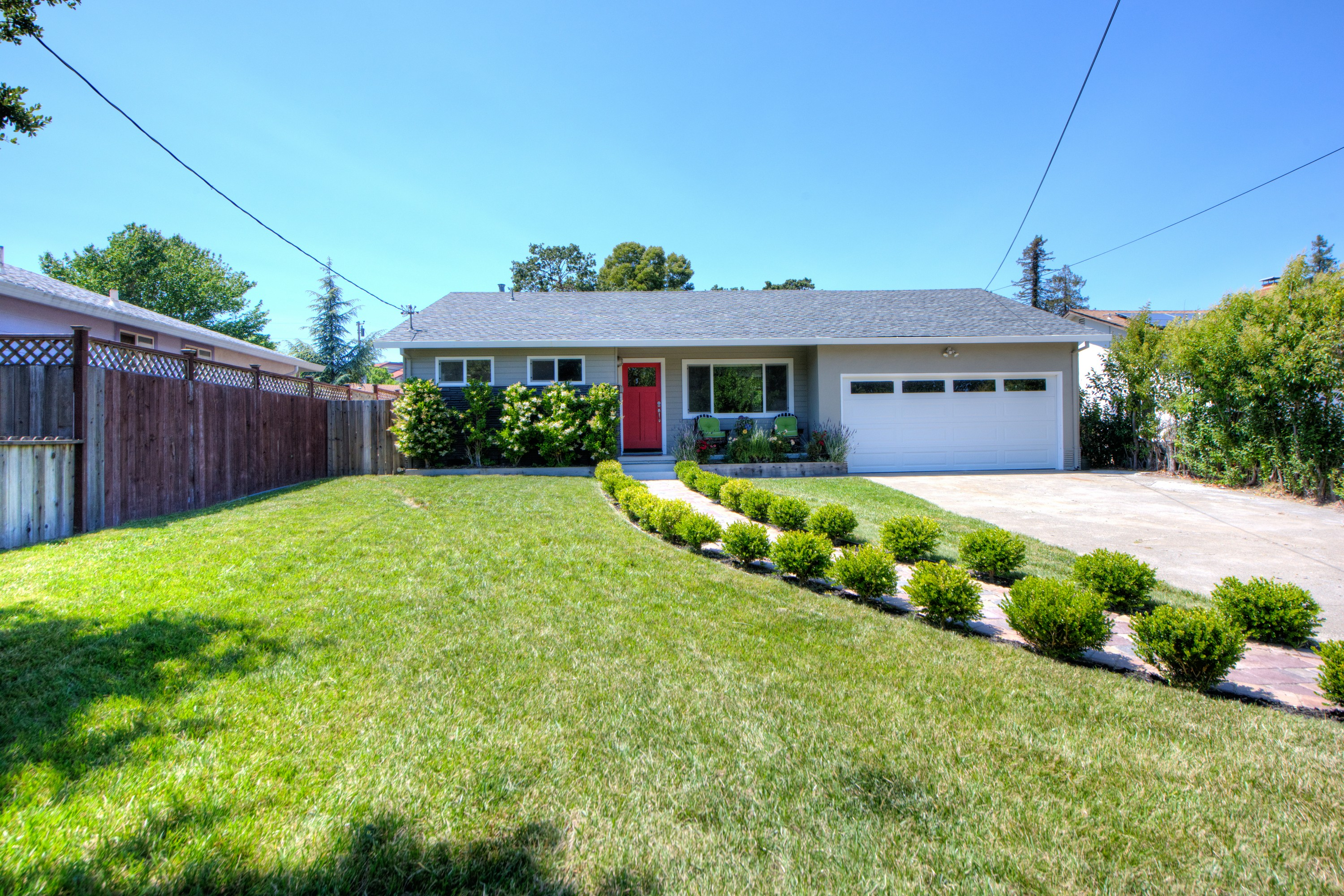 Single Family Home for Sale at San Rafael Charmer with HUGE Lot 9 Constance Drive San Rafael, California, 94903 United States