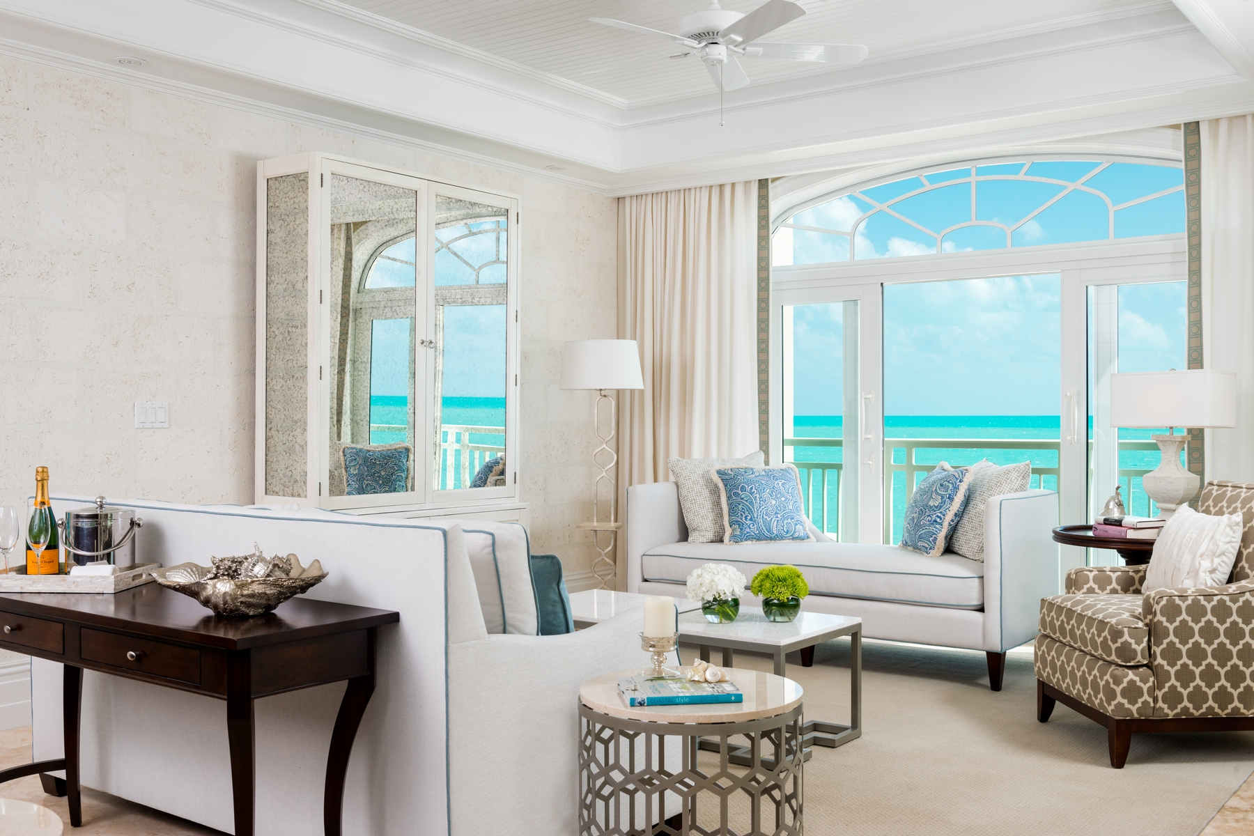 Condominium for Sale at The Shore Club ~ Suite 2110.11.12 Beachfront Long Bay, Providenciales, TCI Turks And Caicos Islands