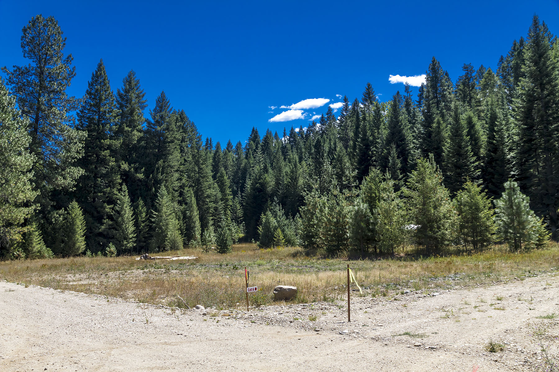 Land for Sale at Creek frontage & Community boat slip Lot 6 Sailor Lane Priest River, Idaho 83856 United States