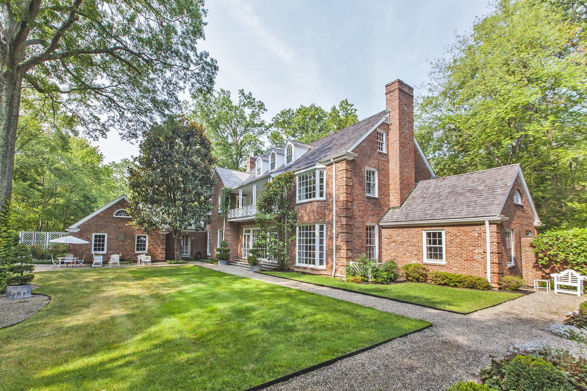 Single Family Home for Sale at A Southern Belle of a Home Near Downtown Princeton 1834 Stuart Road West Princeton, New Jersey, 08540 United States