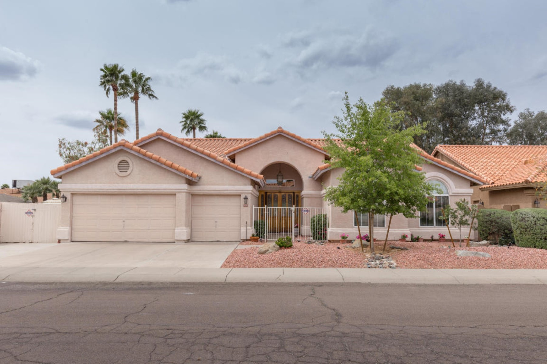 sales property at Single story home in Phoenix