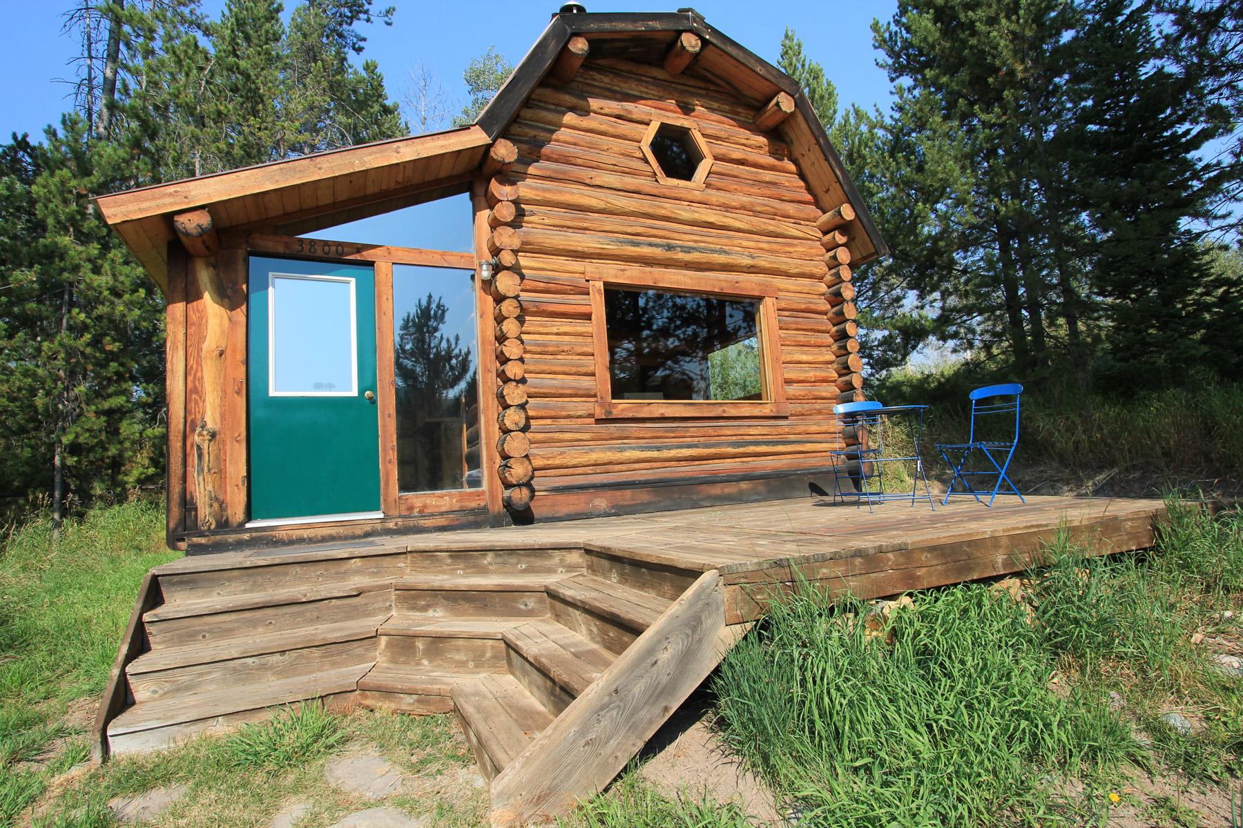 sales property at Quaint Cabin on Gorgeous 2.24 Acres
