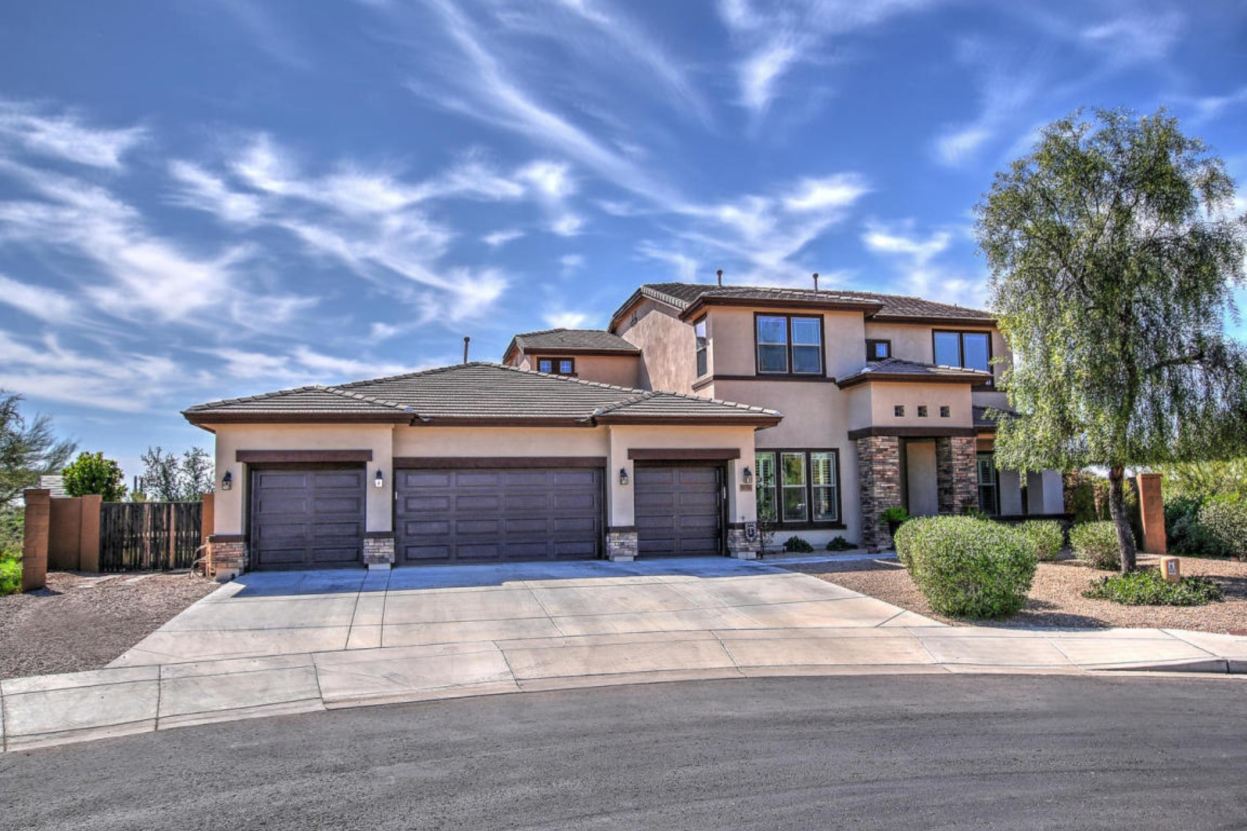 Single Family Home for Sale at Phenomenal gorgeous designer home 31706 N 15TH GLN Phoenix, Arizona, 85086 United States