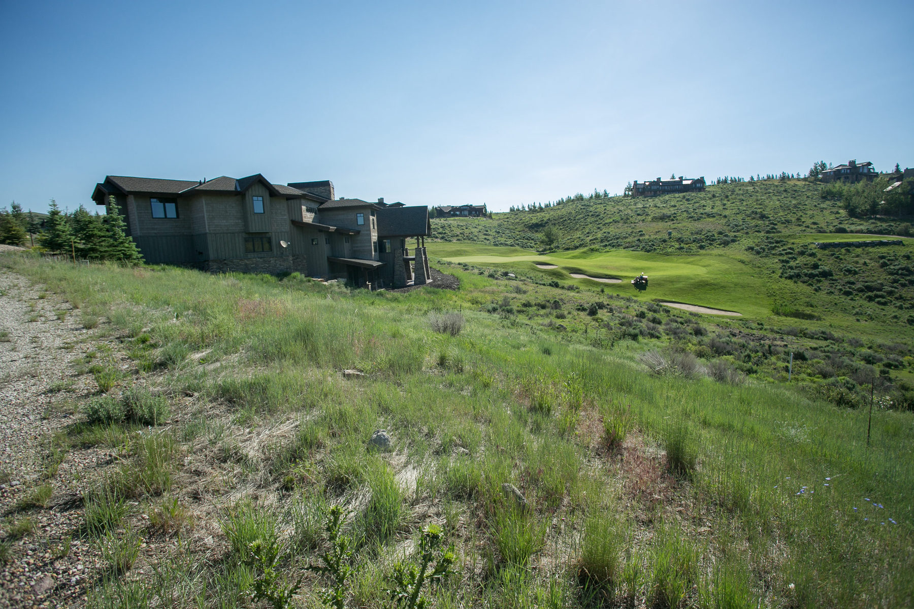 Земля для того Продажа на Premium Homesite in Wapiti Canyon 3194 E Antler Ct Park City, Юта, 84098 Соединенные Штаты