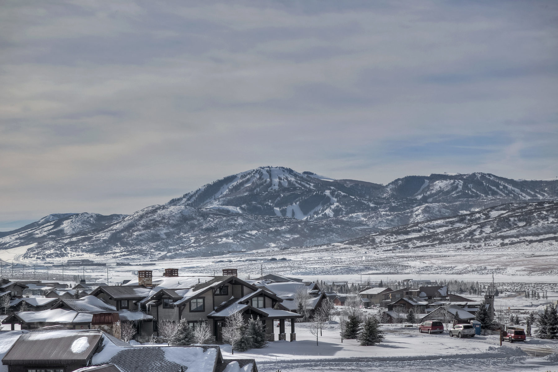 Maison unifamiliale pour l Vente à Promontory New Construction 7185 N Westview Ct Park City, Utah, 84098 États-Unis