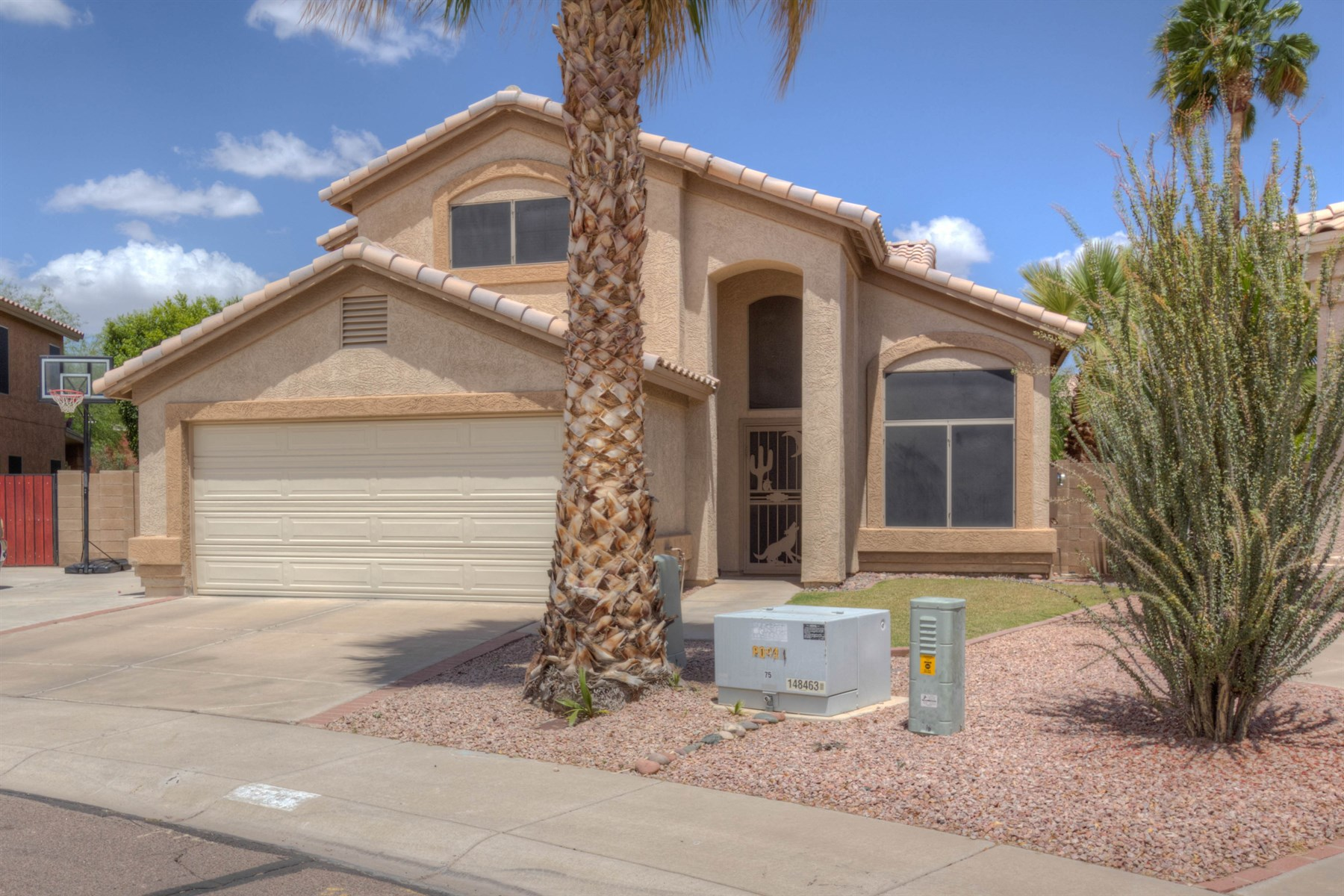 sales property at Beautiful home in the heart of Ahwatukee