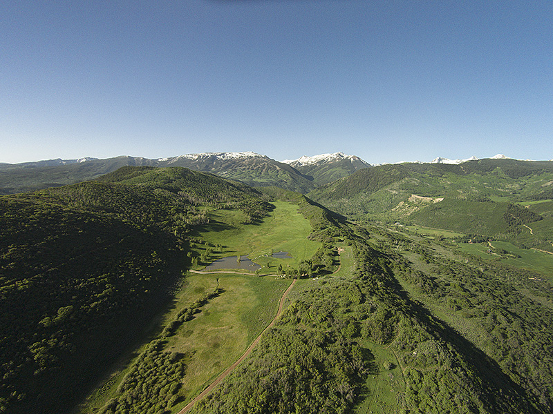 Land for Sale at Clear W Ranch 1551 Popish Ranch Road Aspen, Colorado 81611 United States