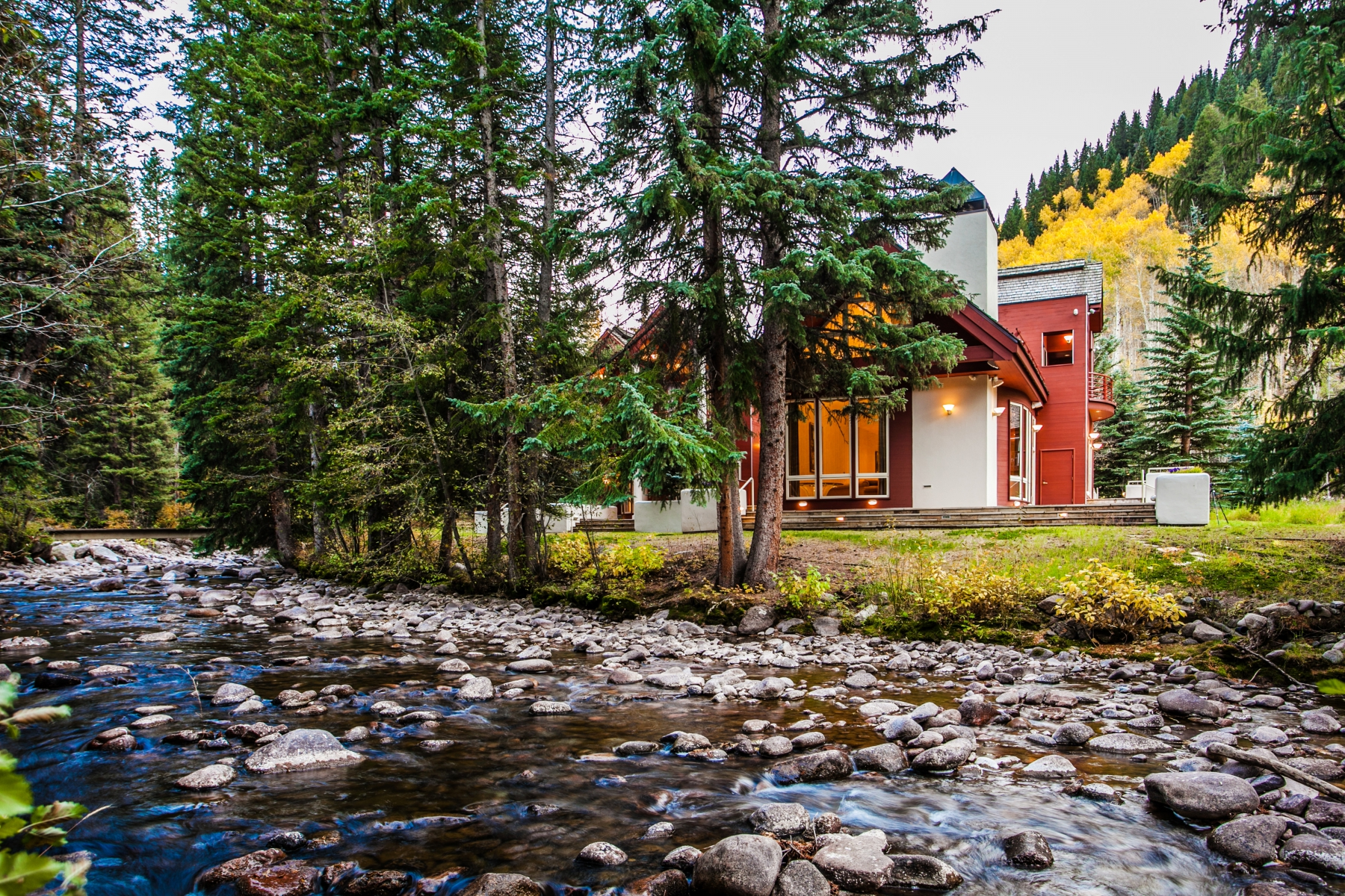 Single Family Home for Sale at 4249 Nugget Lane 4249 Nugget Ln Vail, Colorado 81657 United States
