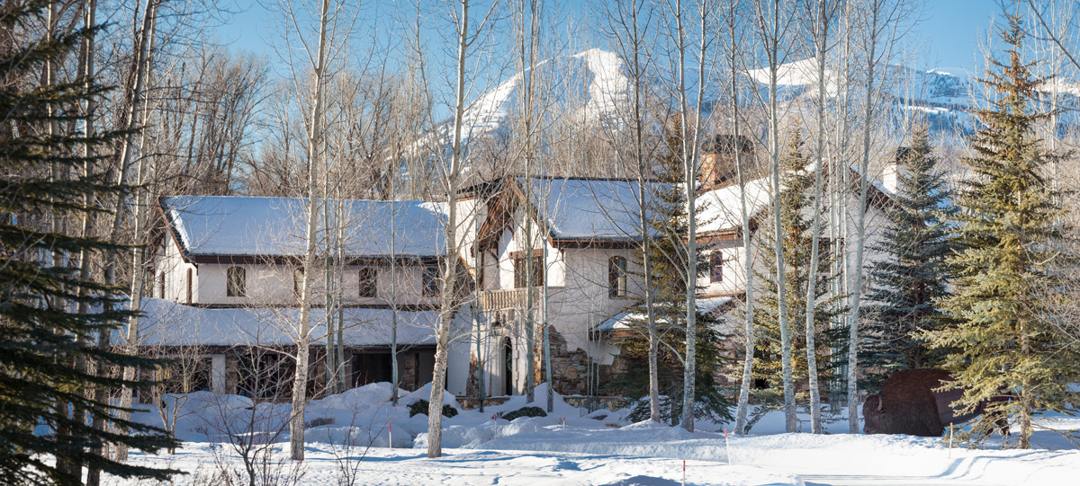 Villa per Vendita alle ore Elegant Serenity in Indian Springs Ranch 735 Swan Road Jackson, Wyoming, 83001 Jackson Hole, Stati Uniti