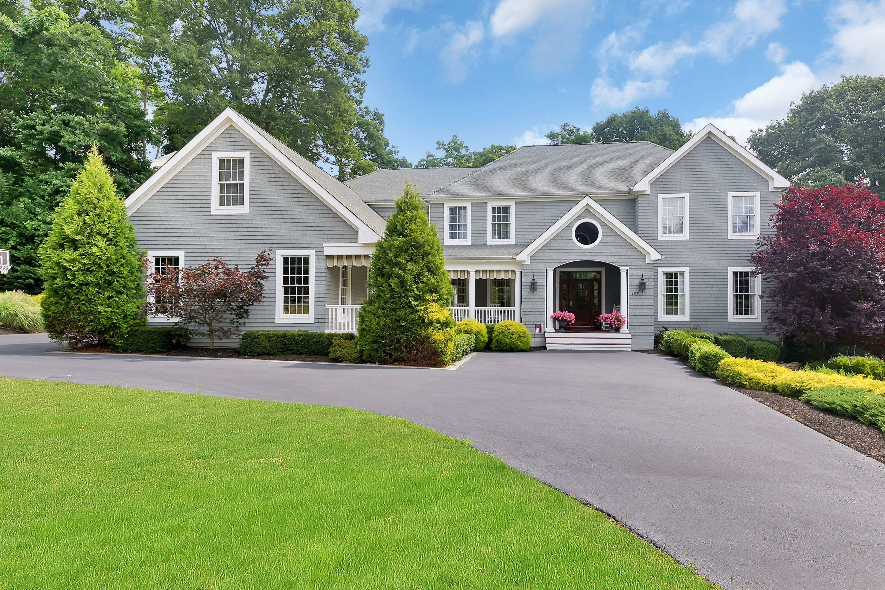 open-houses property at Custom Colonial