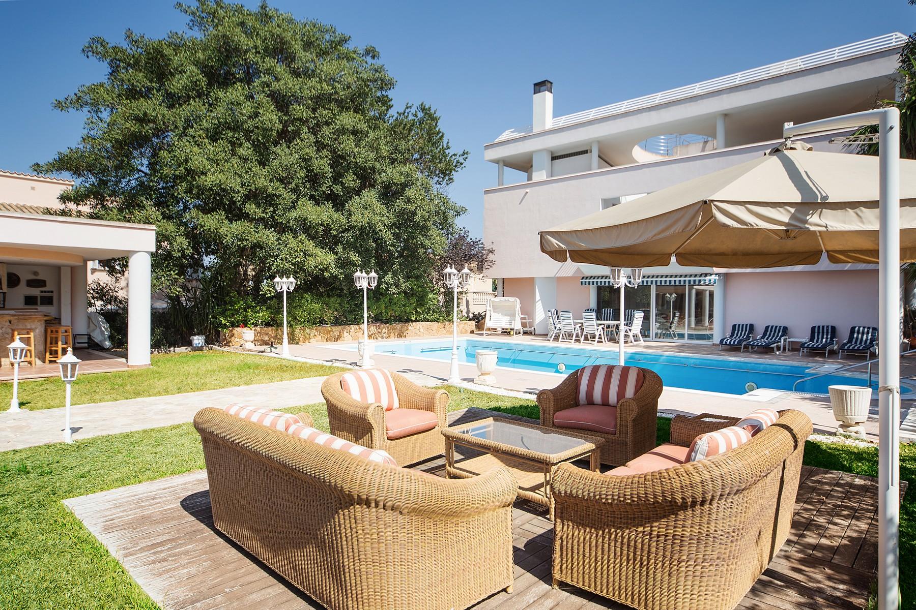 Single Family Home for Sale at Stunning villa in Son Verí Palma De Mallorca, Balearic Islands, 07001 Spain