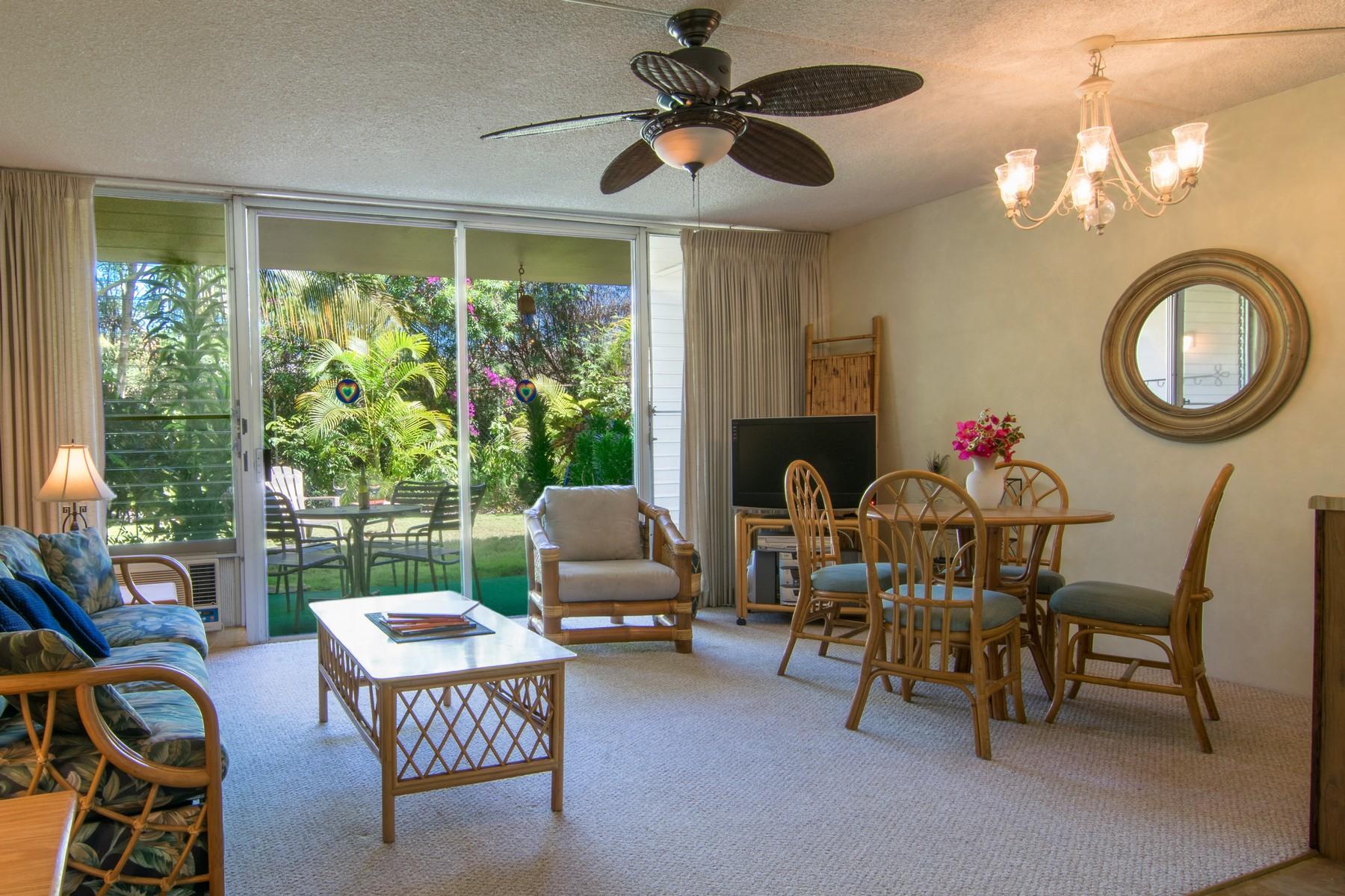 Eigentumswohnung für Verkauf beim Location Location Location - Maui Vacation Condo 2495 South Kihei Road, Kihei Kai Nani 155 Kihei, Hawaii 96753 Vereinigte Staaten