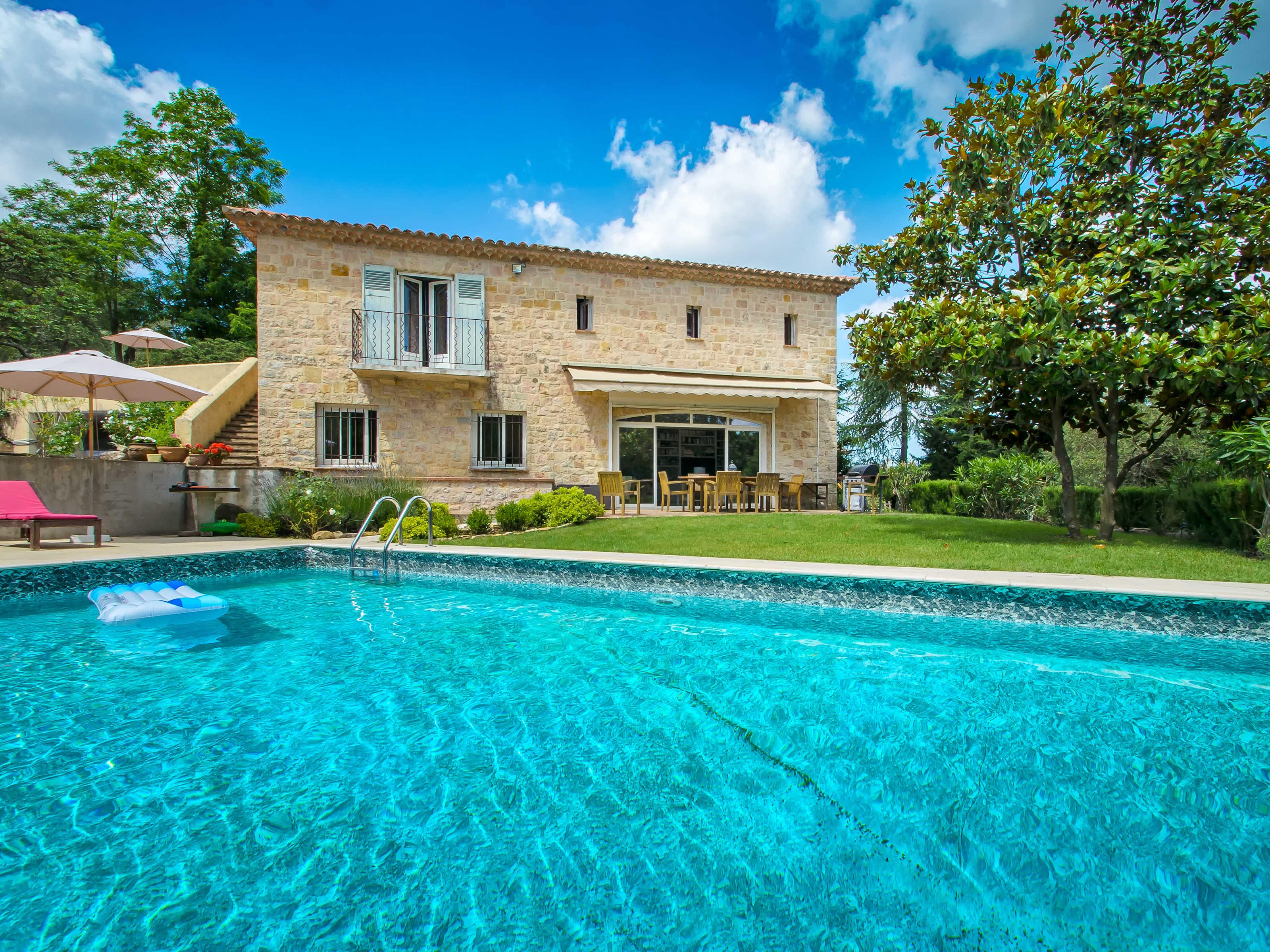独户住宅 为 销售 在 STONE BASTIDE NEAR GOLF Mougins, 普罗旺斯阿尔卑斯蓝色海岸 06250 法国