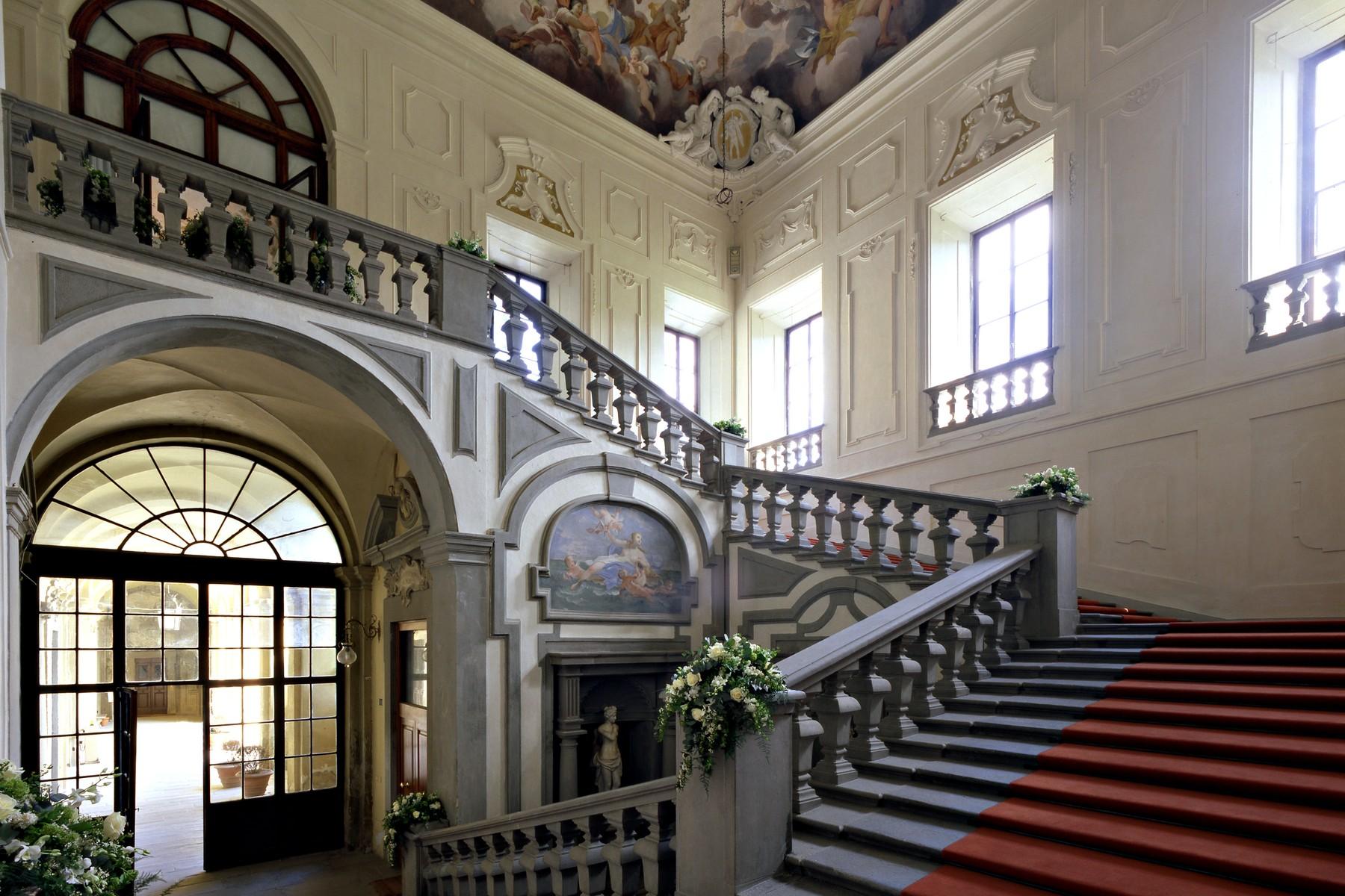 Maison unifamiliale pour l Vente à Luxury office in prestigious location Via Gino Capponi, 26 Firenze, Florence, 50121 Italie