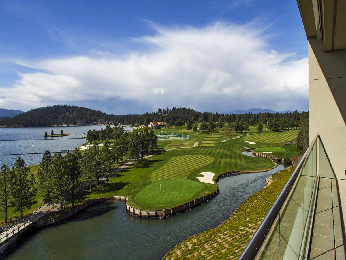Condominium for Sale at Manhattan at The Terraces 2021 S. Island Green Drive Coeur D Alene, Idaho 83815 United States
