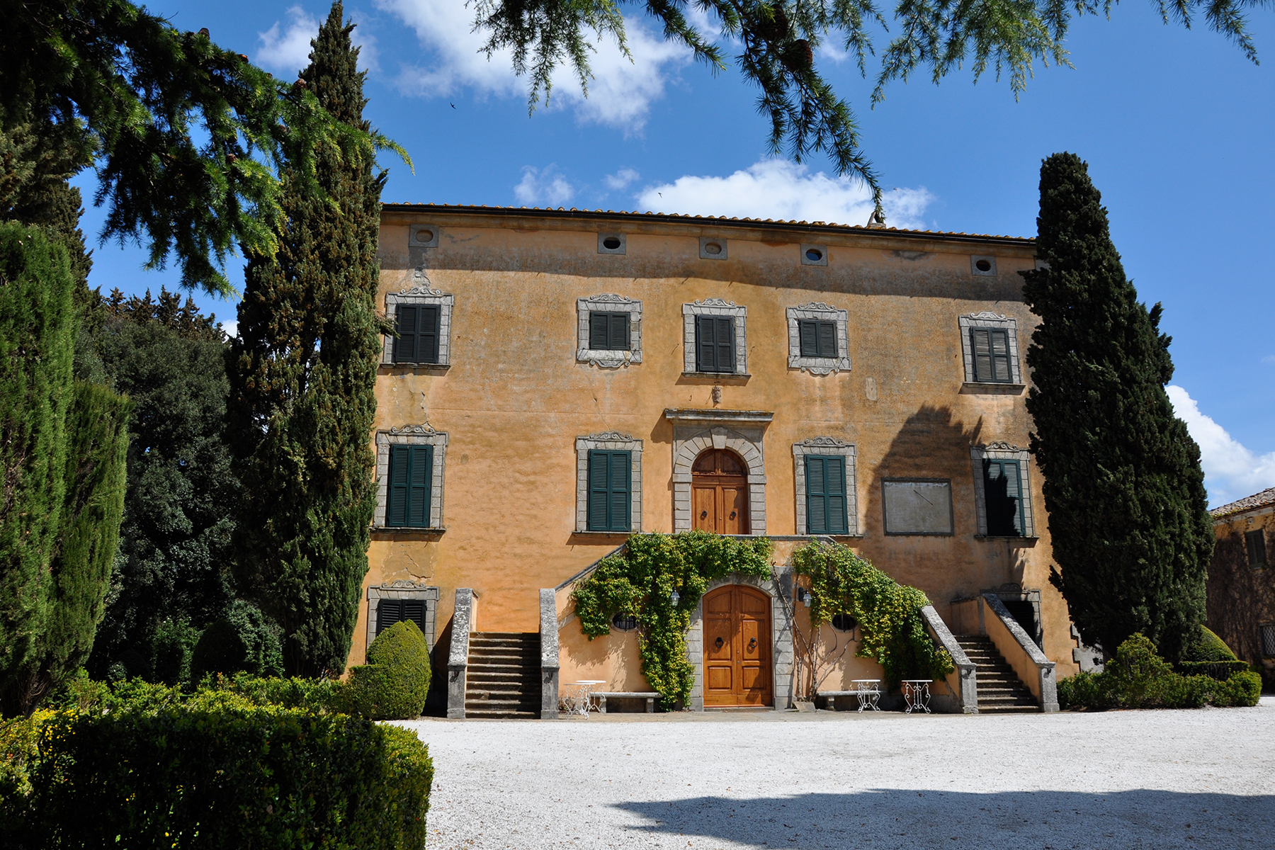 Additional photo for property listing at Exquisite original and beautiful 17th century Villa Volterra, Pisa Italy