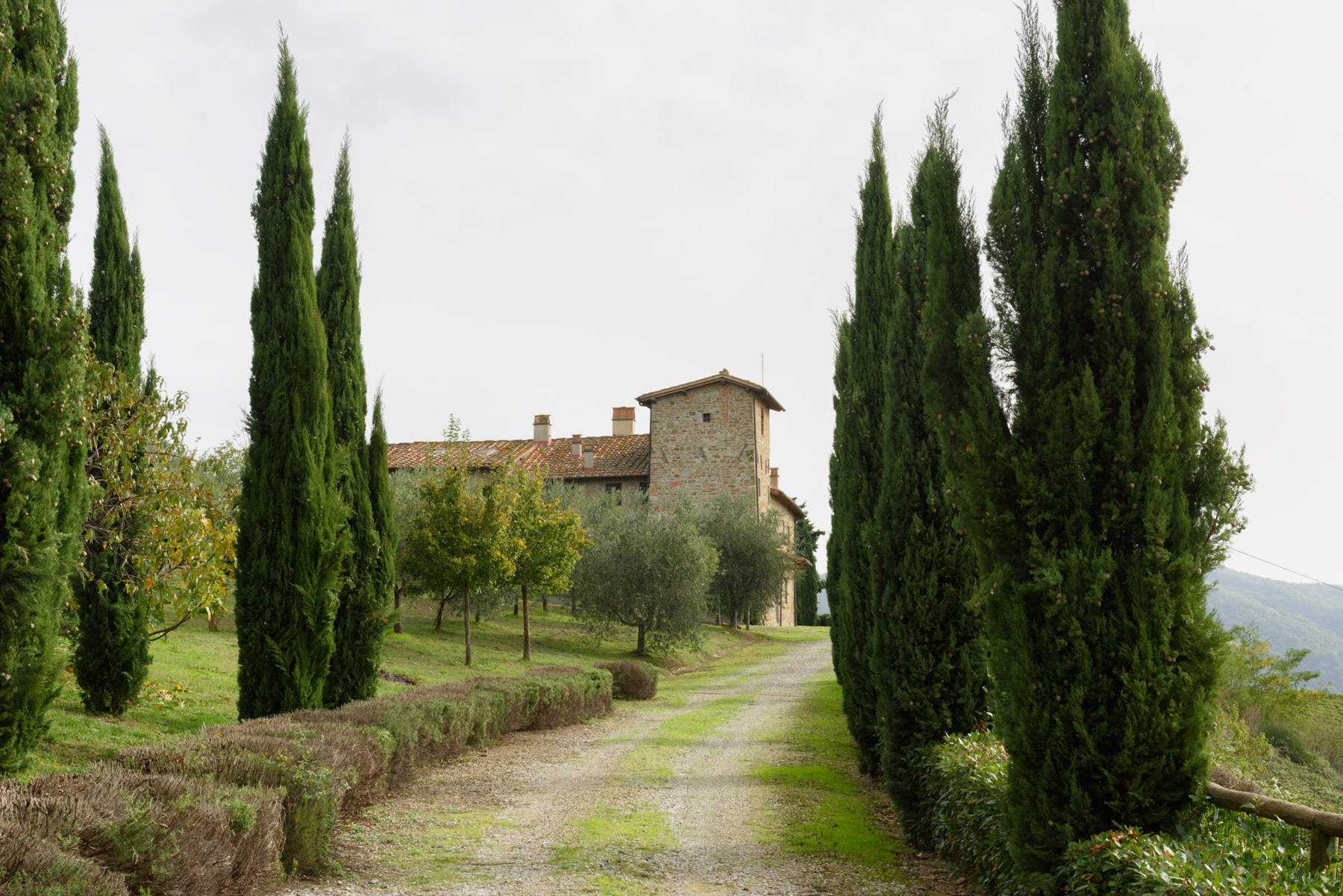 Vivienda unifamiliar por un Alquiler en Magnificent country house in the heart of Chianti Via Rubbiana Other Florence, Florence 50022 Italia