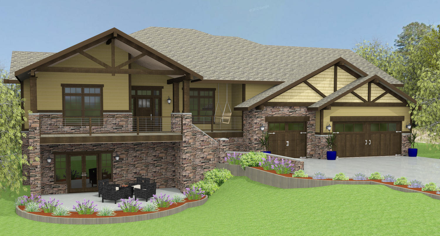 Single Family Home for Sale at Stunning custom home to be built in lovely area 2287 Saddleback Dr Castle Rock, Colorado, 80104 United States