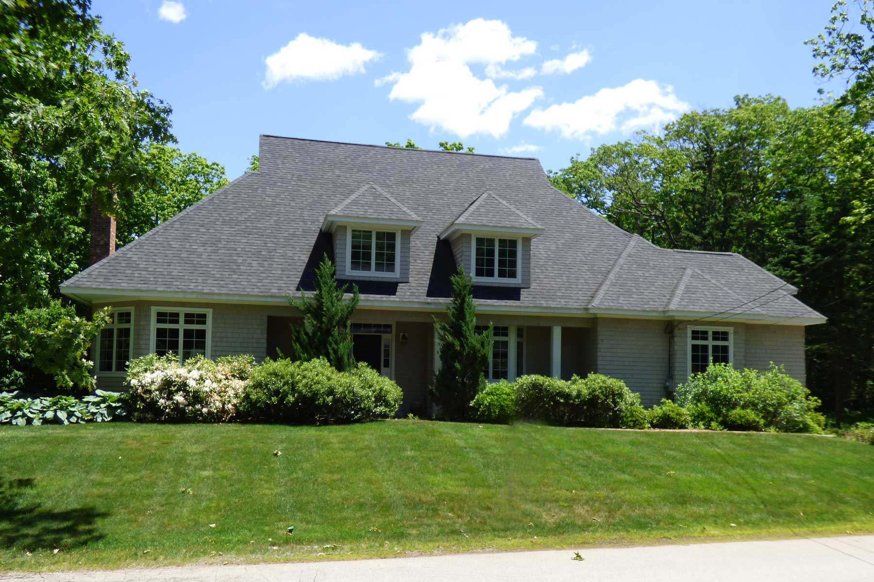 Single Family Home for Sale at York Harbor Ocean View Shingle Style 61 Norwood Farms Road York, Maine, 03911 United States