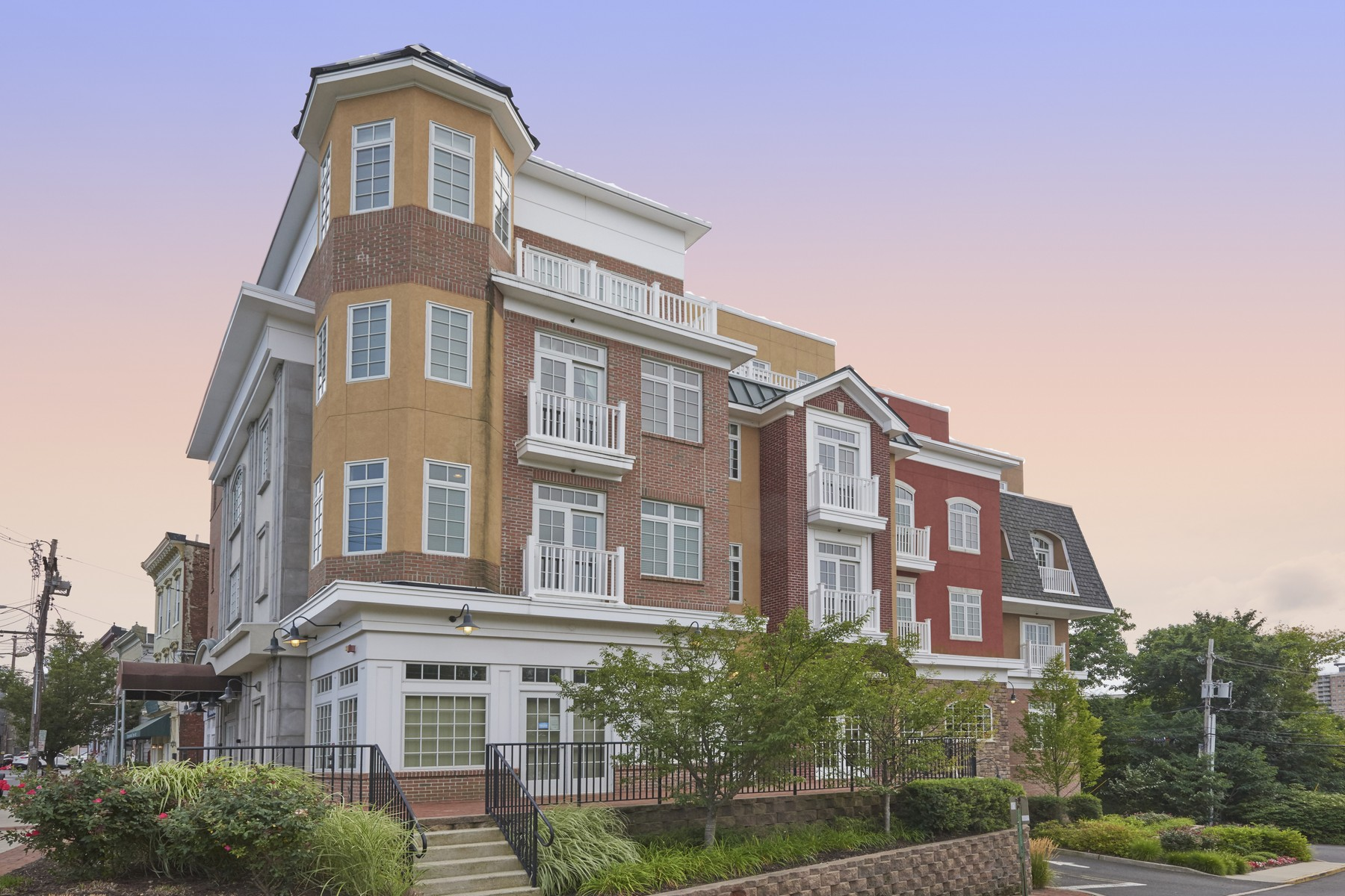 Townhouse for Sale at SOHO CHIC 11 Wharf Avenue #1 Red Bank, New Jersey 07701 United States