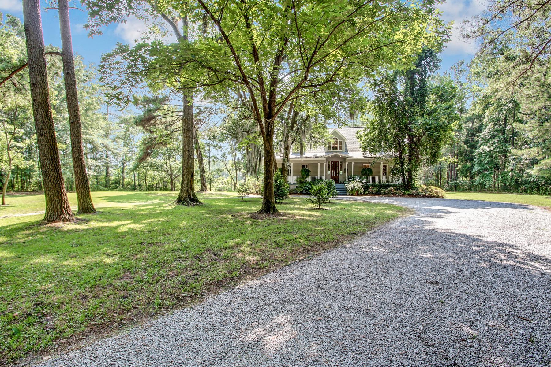 Maison unifamiliale pour l Vente à Molly's Pond 4787 Bellinger Hill Hardeeville, Caroline Du Sud, 29927 États-Unis