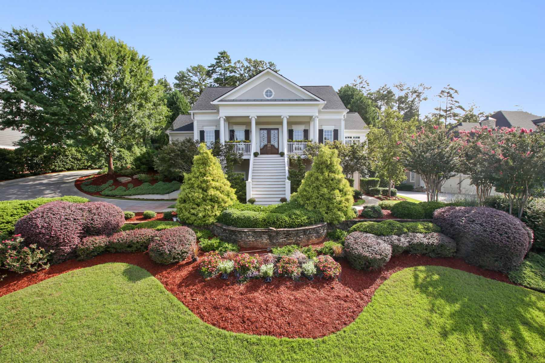 Single Family Home for Active at Stunning North Peachtree City Location, easy access to airport and Atlanta. 108 Peninsula Drive Peachtree City, Georgia 30269 United States