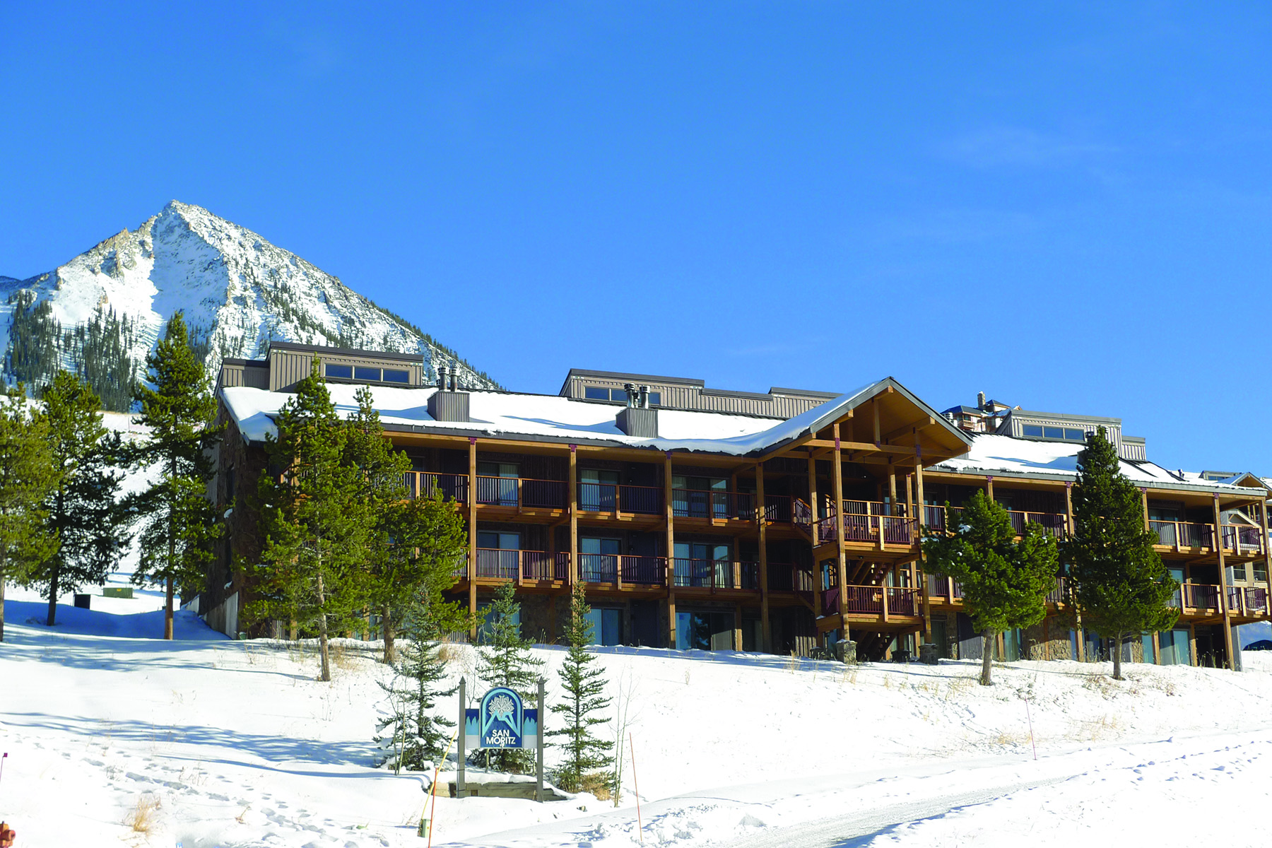 sales property at Expansive Views at Ski In/Ski Out Condominium