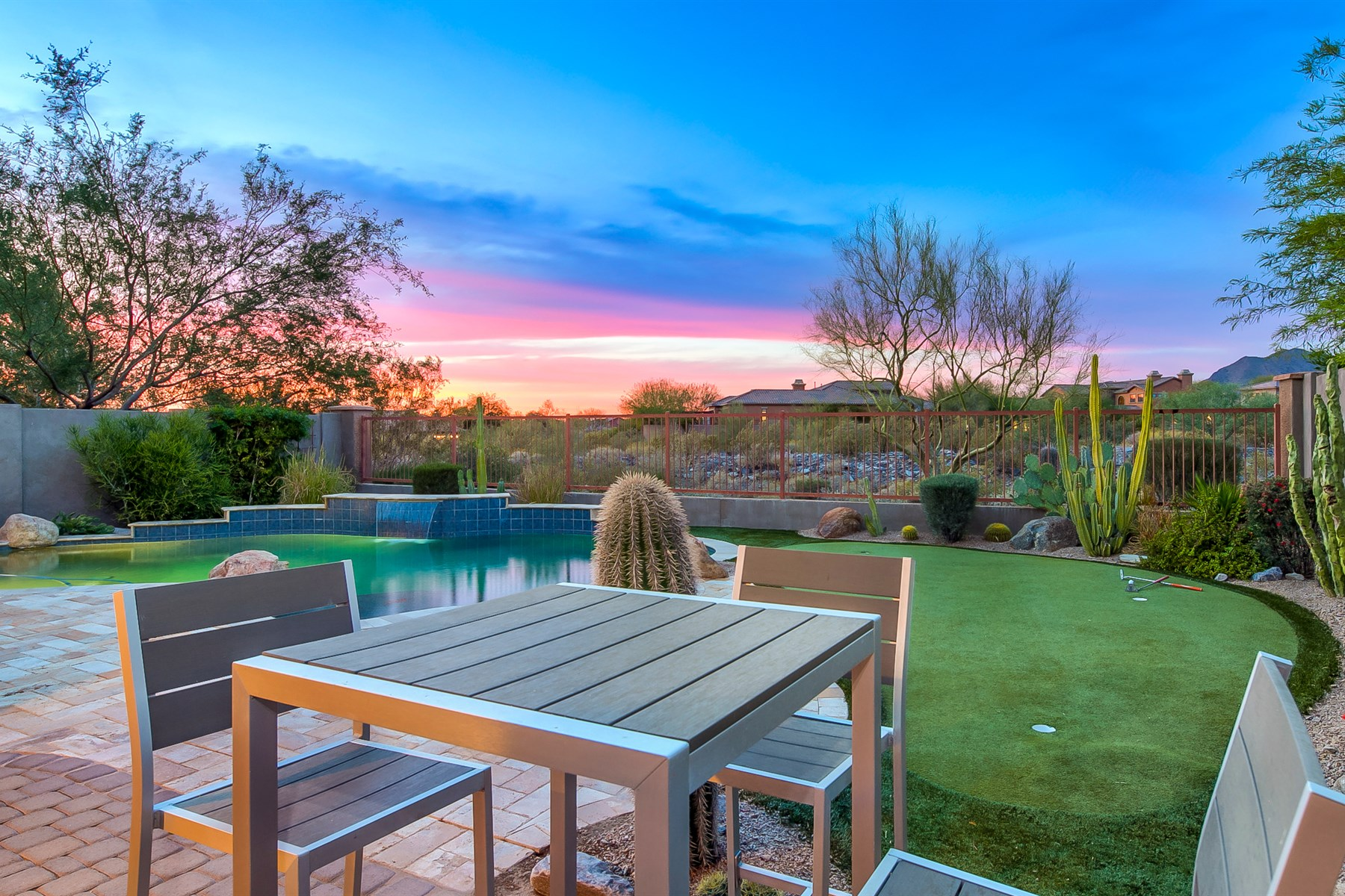 rentals property at Luxury Home in Windgate Ranch
