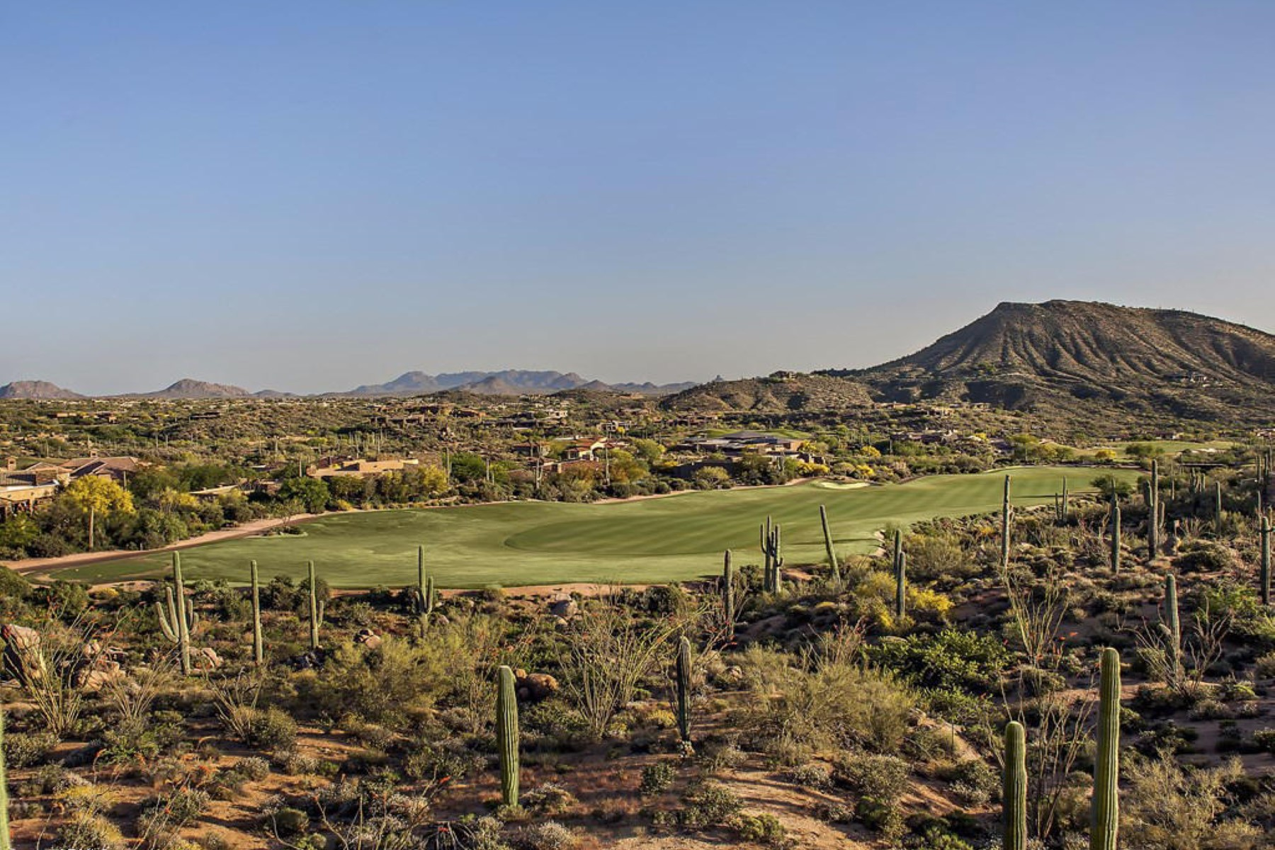Property For Sale at Stunning Desert Mountain Homesite