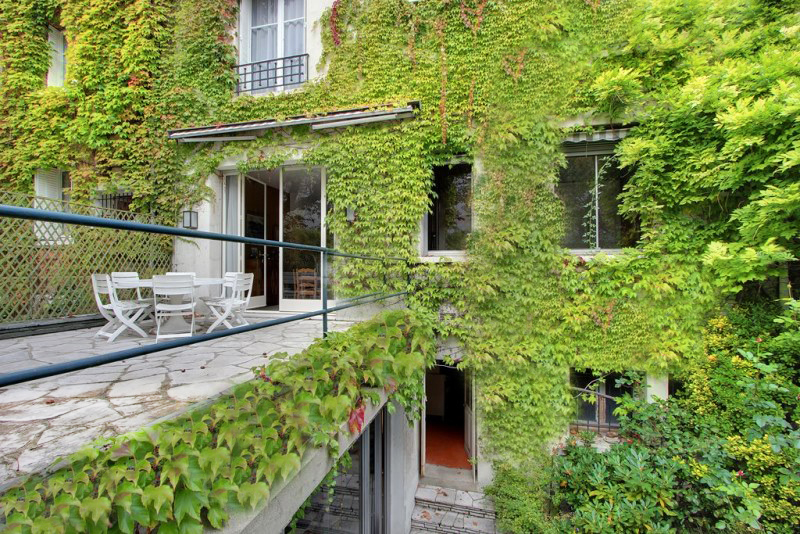 Townhouse for Sale at Private Mansion - La Folie St James Neuilly, Ile-De-France 92200 France