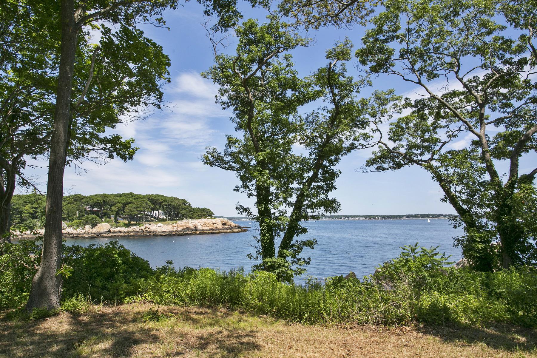 단독 가정 주택 용 매매 에 Phenomenal Water Views 42 Mussell Point Road Gloucester, 매사추세츠, 01930 미국