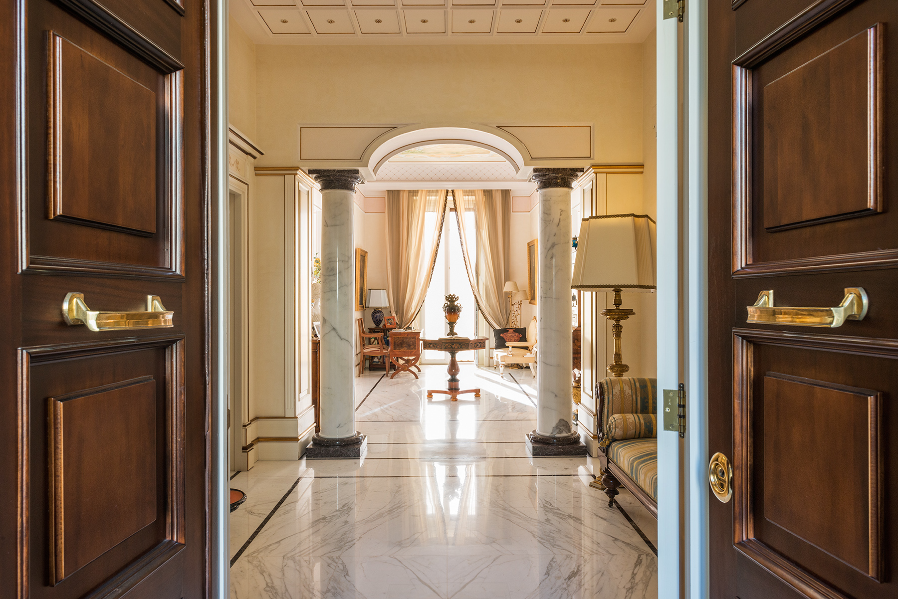 Apartment for Sale at Magnificent classical style apartment Via Vittoria Colonna Napoli, 80121 Italy