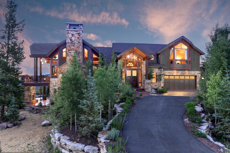 sales property at 100 Glenwood Circle Breckenridge