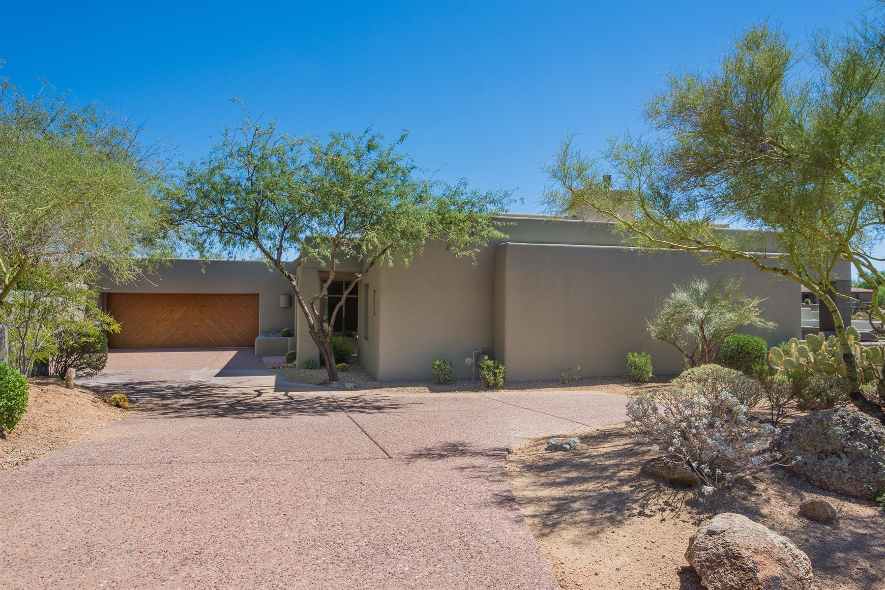 sales property at Nicely remodeled detached Sonoran Cottage