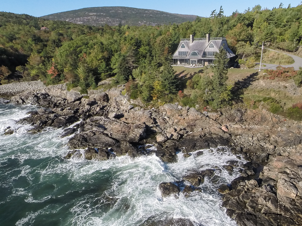 Single Family Home for Sale at 120 Schooner Head Road Bar Harbor, Maine 04609 United States