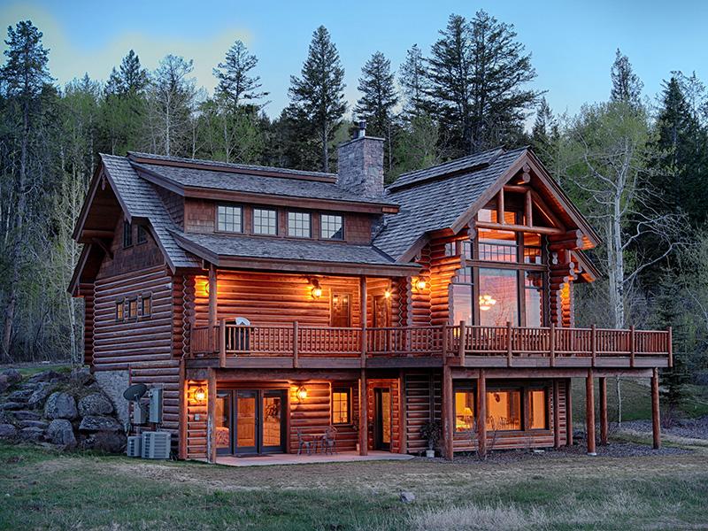 Villa per Vendita alle ore Rocky Mountain Cabin in Teton Springs 32 Blackfoot Trail Victor, Idaho 83455 Stati Uniti
