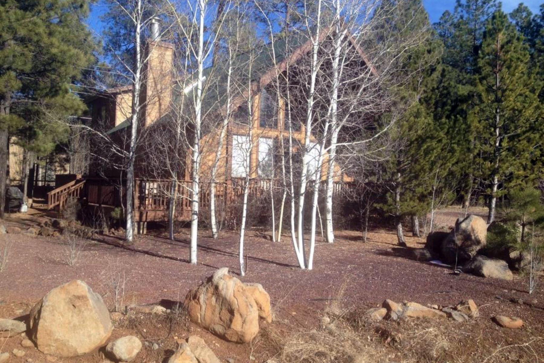 Vivienda unifamiliar por un Venta en Pinetop Lakes Plaza 2603 Crossman Court Pinetop, Arizona 85935 Estados Unidos
