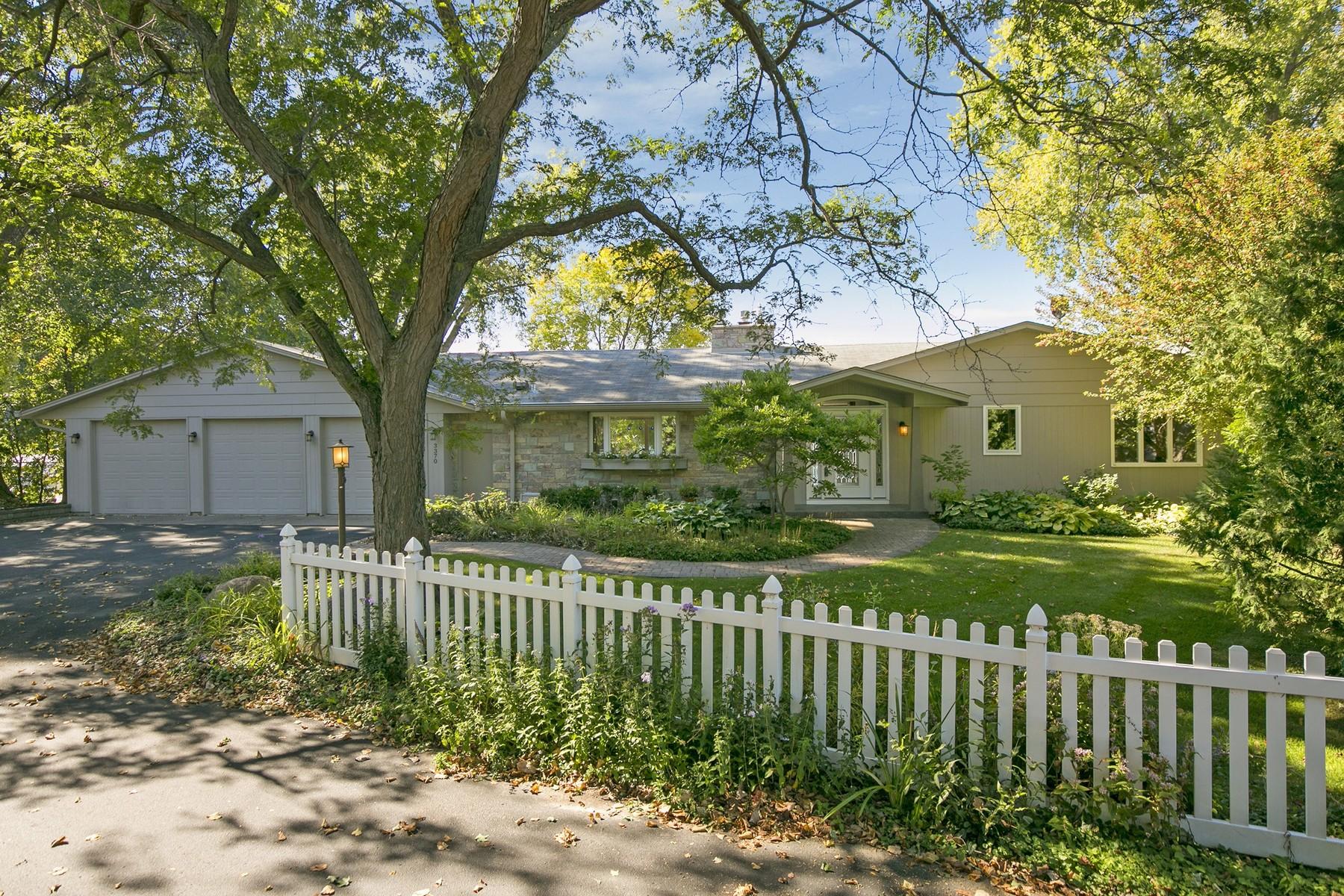 Maison unifamiliale pour l Vente à 3370 Hardscrabble Road N Minnetrista, Minnesota 55364 États-Unis