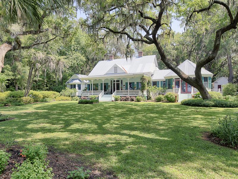 Einfamilienhaus für Verkauf beim Pritchard House 131 Pritchard Street Bluffton, South Carolina 29910 Vereinigte Staaten