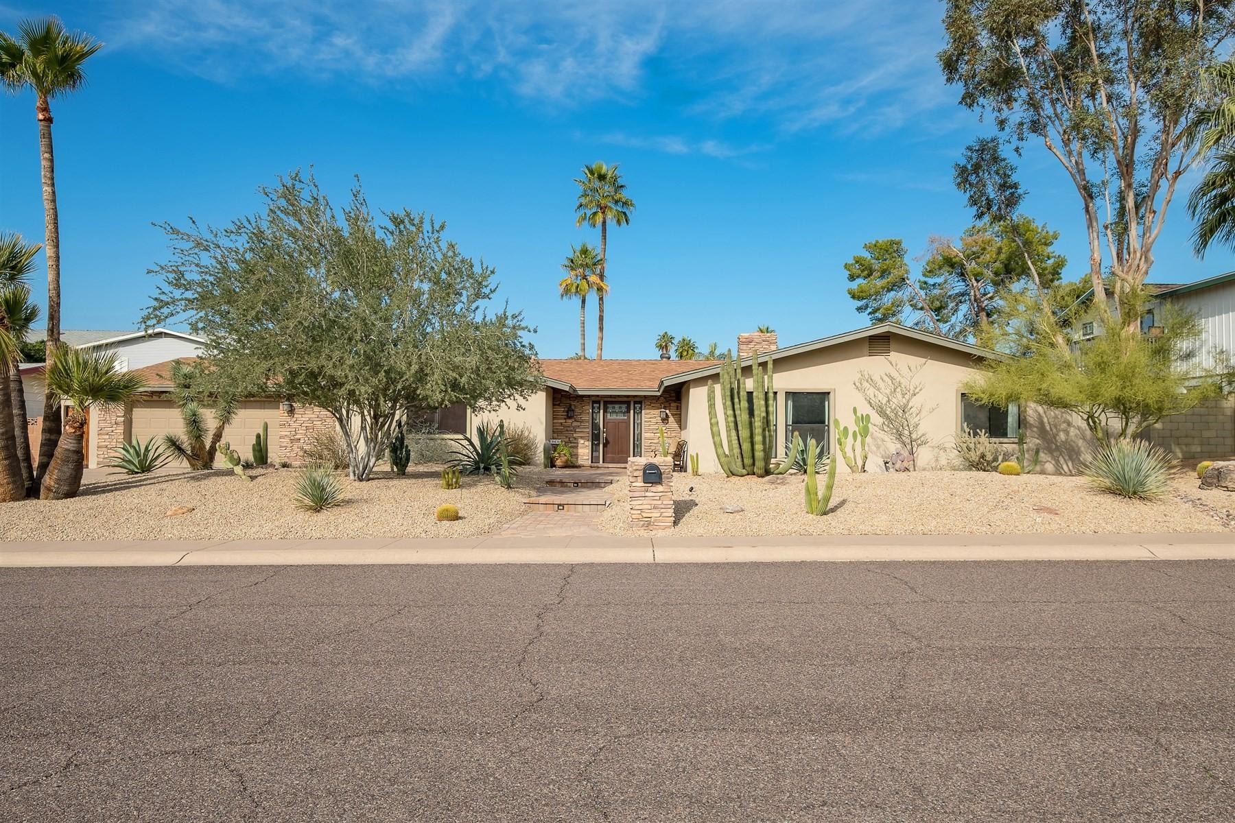 独户住宅 为 销售 在 Fabulous remodel home in Maricopa 2020 E Lamar Rd 菲尼克斯(凤凰城), 亚利桑那州, 85016 美国