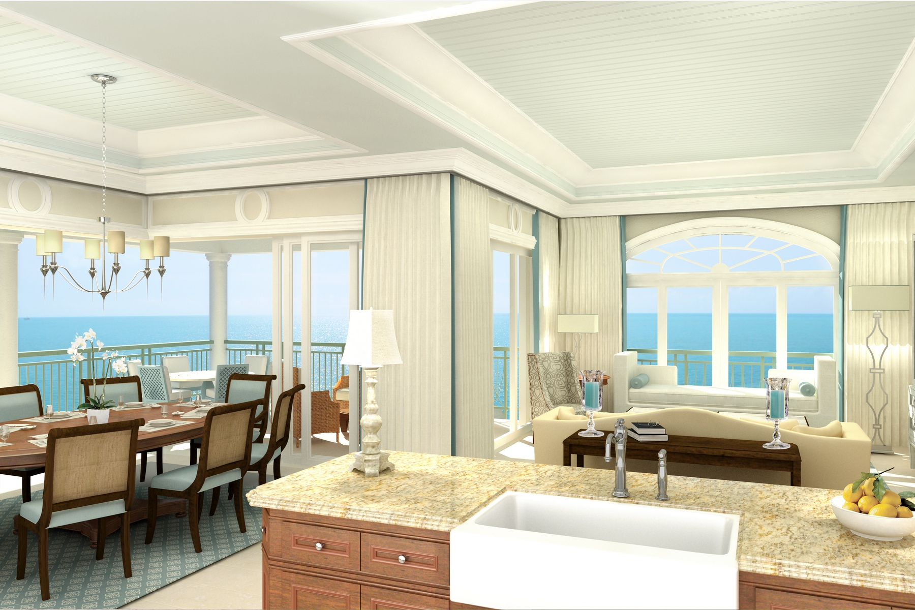 Condominium for Sale at The Shore Club ~ Suite 1304 Beachfront Long Bay, Providenciales TC Turks And Caicos Islands