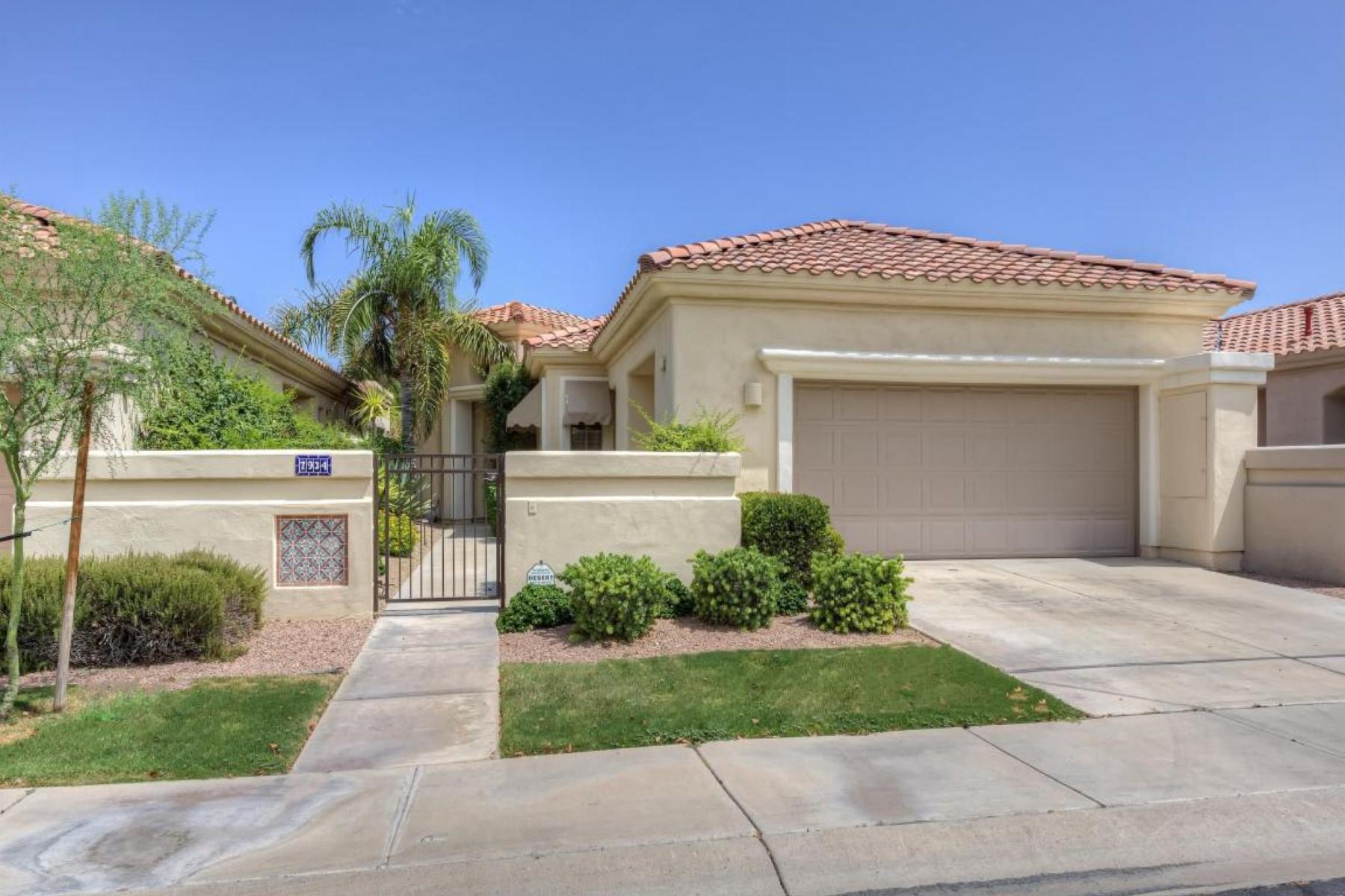 タウンハウス のために 売買 アット Welcome to the gated Scottsdale Country Club. 7934 E DESERT COVE AVE Scottsdale, アリゾナ 85260 アメリカ合衆国