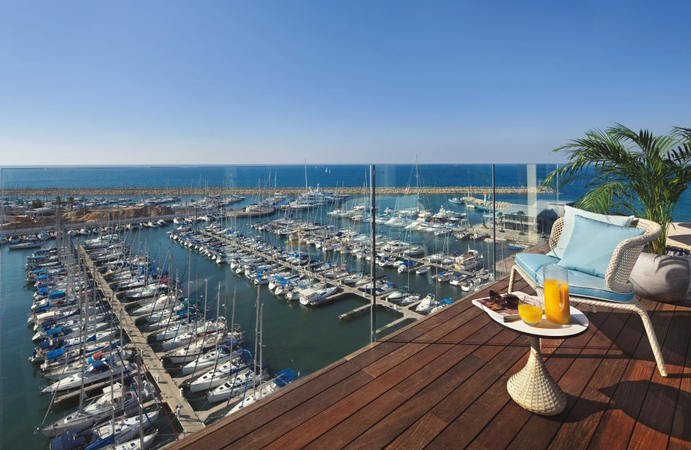 Additional photo for property listing at Ritz - Carlton Residences Herzliya Marina View Herzliya, Israel Israël
