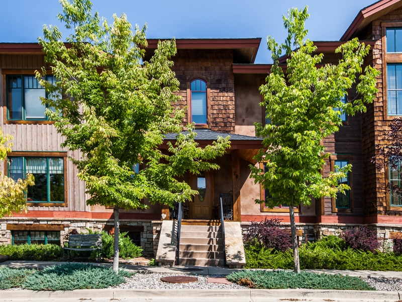 Townhouse for Sale at 78 Park Place Steamboat Springs, Colorado 80487 United States